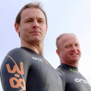 Martyn Kennaugh & Dave Savage